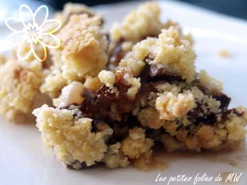 crumble-poires-chocolat