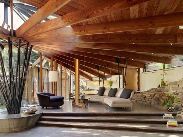 Les architectures de maisons de bois article invit Wood valley designs