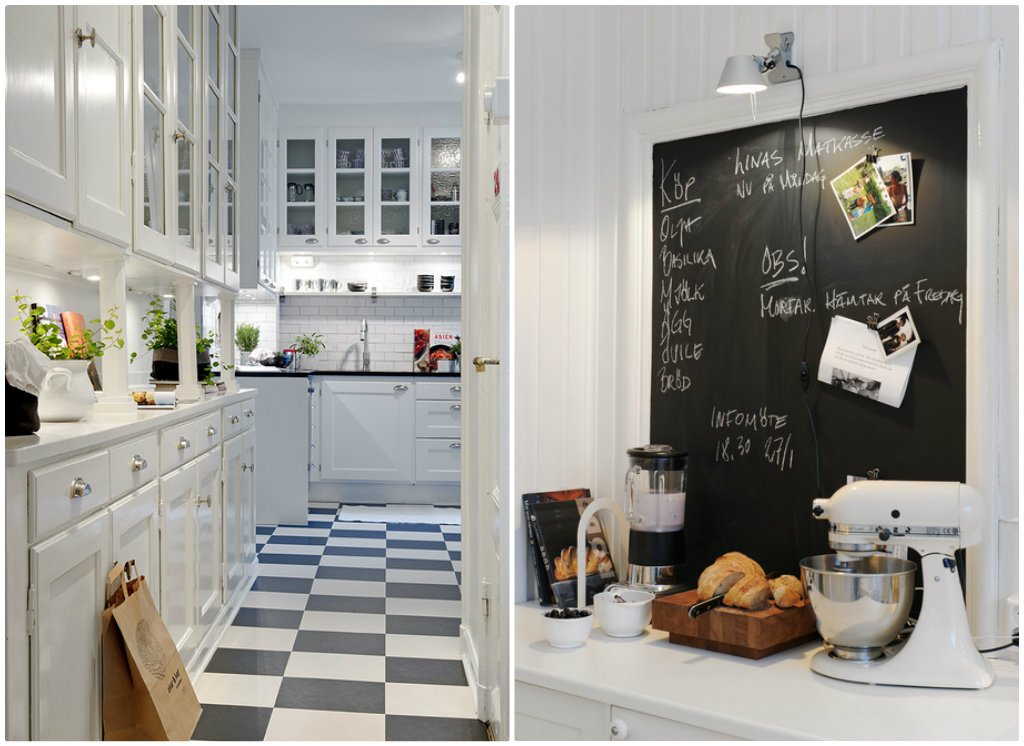 Inspiration nordique dans la cuisine d co for Decoration de la cuisine photo gratuit
