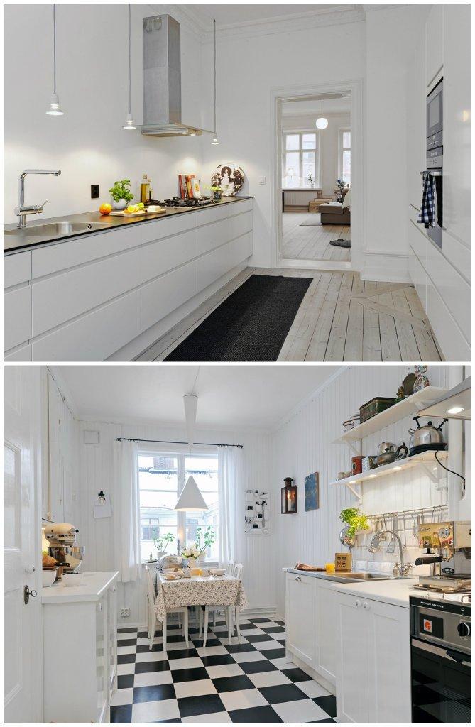 Inspiration nordique dans la cuisine d co for Voir deco cuisine