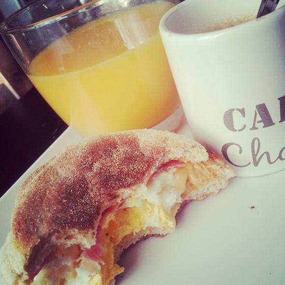 petit-déjeuner-egg-muffin