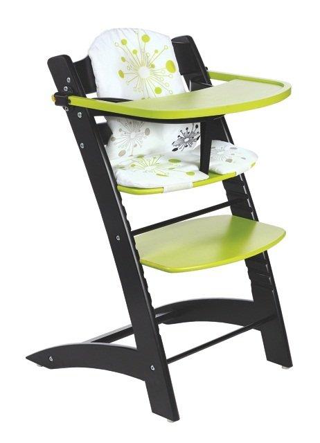 Chaise haute volutive et design badabulle et jours for Badabulle chaise haute