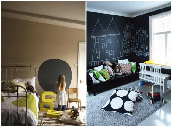 chambre-enfant-decoration-peinture