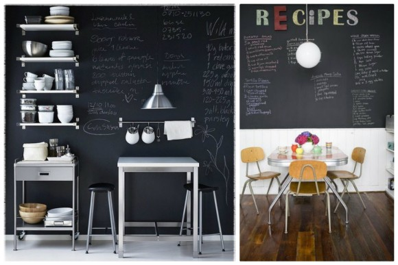 le blackboard devient chalkboard. Black Bedroom Furniture Sets. Home Design Ideas