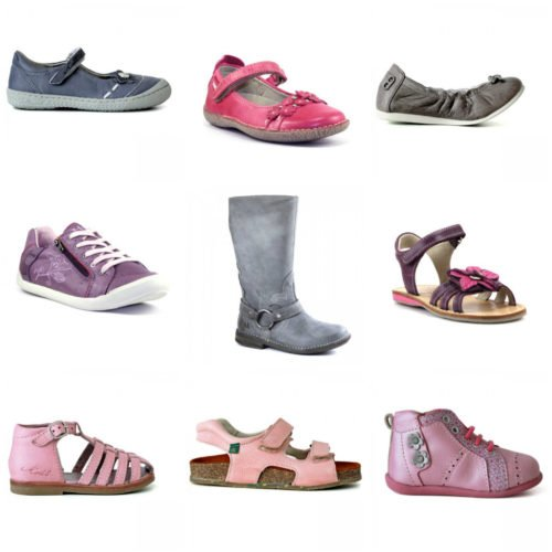 chaussures-filles