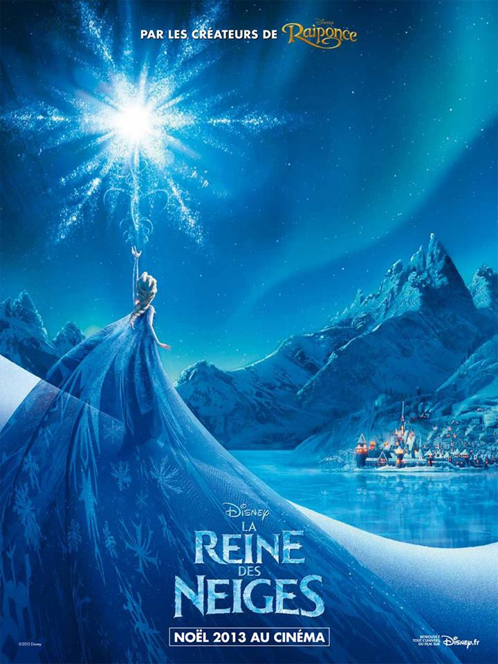 la reine des neiges disney bande annonce. Black Bedroom Furniture Sets. Home Design Ideas