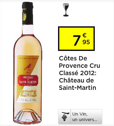 chateau-saint-martin-Foire aux vins 2013