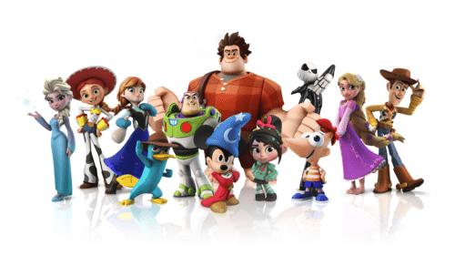 Disney-Infinity-figurines