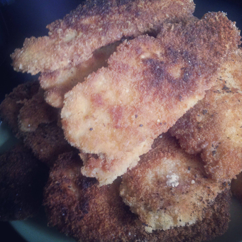 cuisine-escalopes-panées