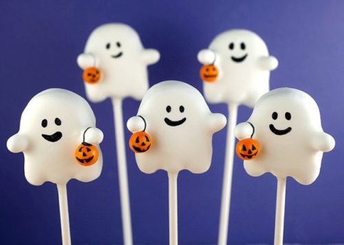 Cake pops d'Halloween so cute à croquer !