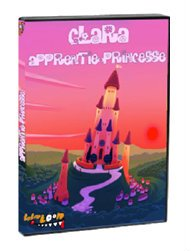 dvd-personnalise-apprentie-princesse-tatontoon