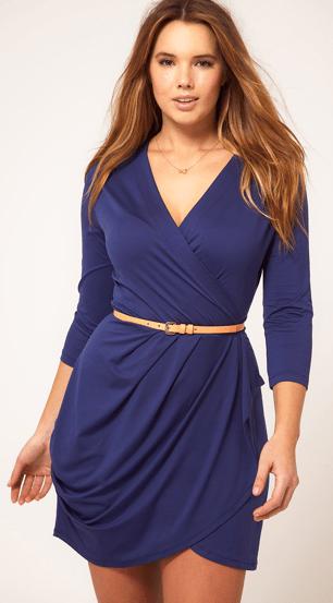 robe-portefeuille-grande-taille-asos