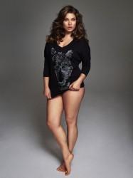 Tara Lynn mannequin grande taille