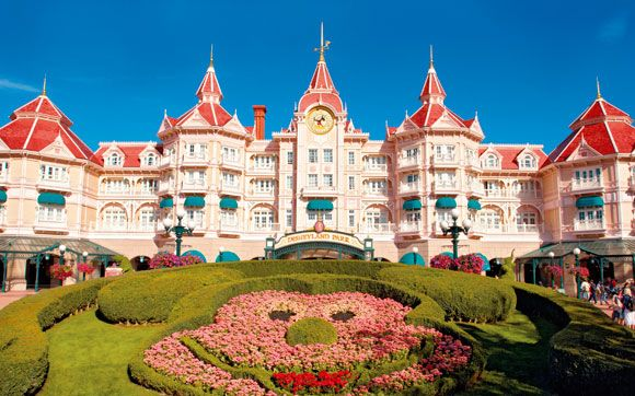 O r server un s jour disneyland paris for Sejour complet disneyland paris