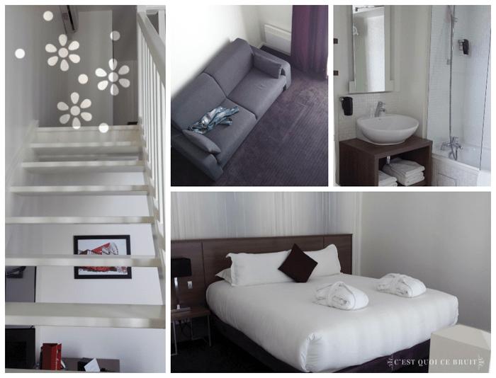 L'hôtel Paxton, le chic près de Disneyland Paris duplex