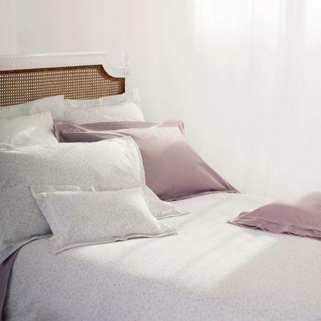Nina Ricci Maison, entre douceur et élégance décoration linge lit