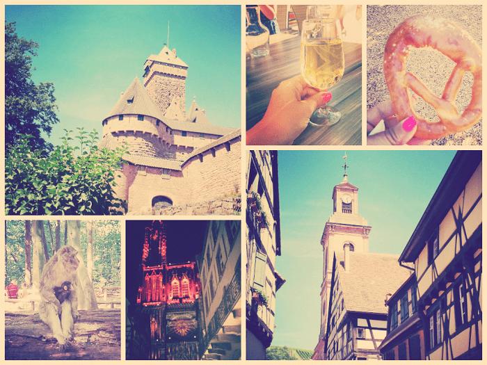 Hello 2015 ! Sois aussi chouette de 2014 ! (bilan) WE en Alsace