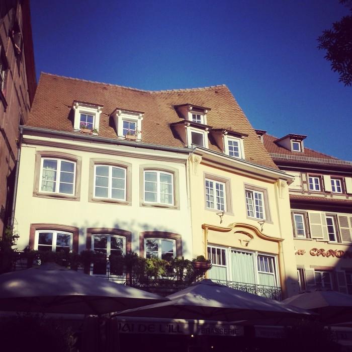 A la découverte de l'Alsace ! Strasbourg