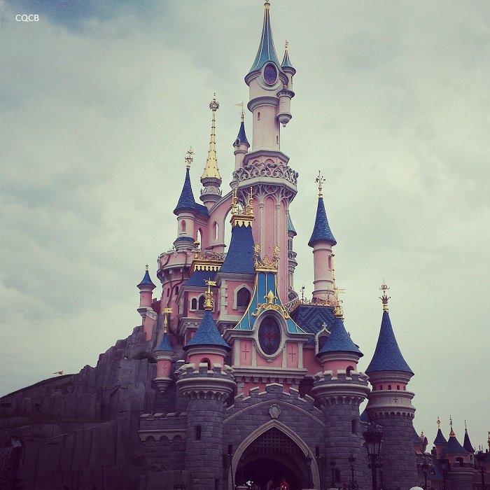 Mon été, mes vacances, mes rencontres ! (l'été des blogueurs) : Disneyland Paris