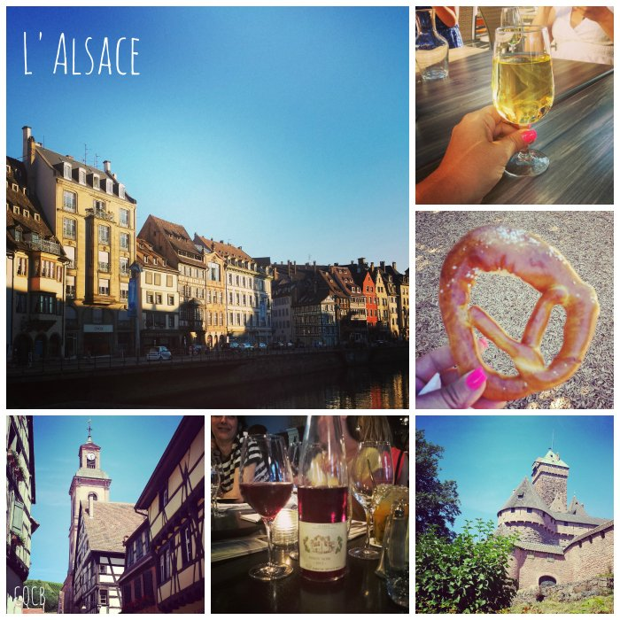 Mon été, mes vacances, mes rencontres ! (l'été des blogueurs) : l'Alsace