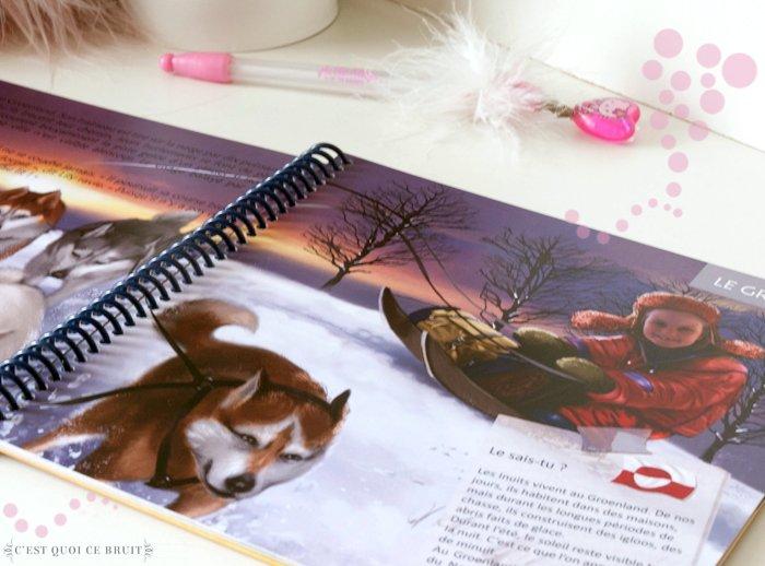 Le tour du monde de Miss L avec Unique Editions, livre personnalisé pour enfant