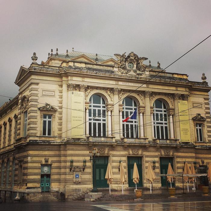 Week-end en famille à Montpellier