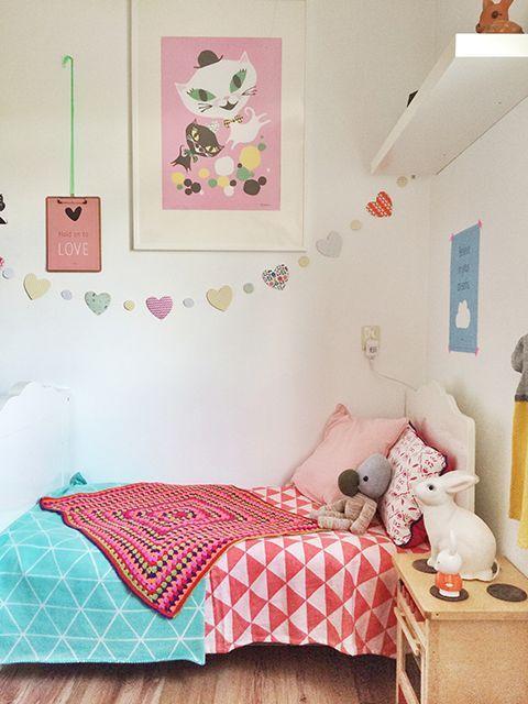 Inspirations chambres de filles blogs de cuisine for Chambre entiere