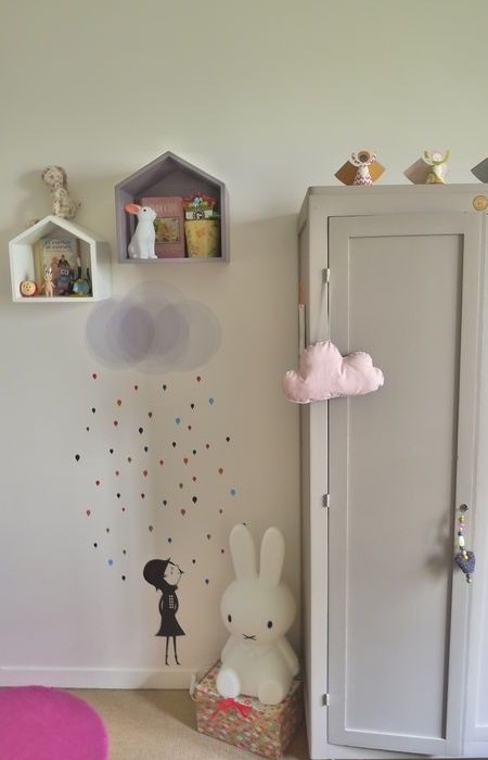 Inspirations chambres de filles for Chambre entiere