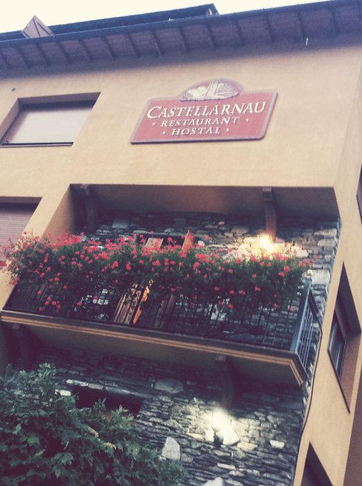 A la découverte de la Catalogne ! Hôtel Castellarnau