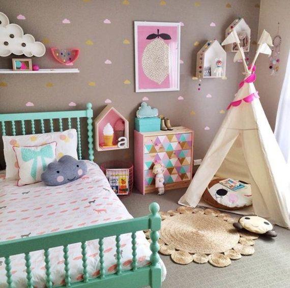 Inspirations chambres de filles