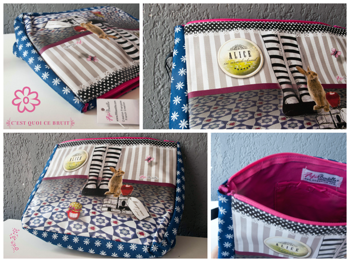Nouvelle collection Fifi Bastille : ma trousse de toilette