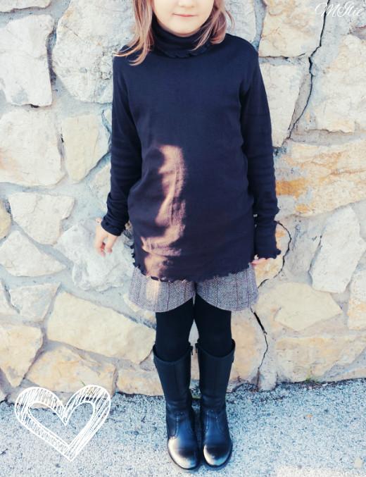 Habiller la famille avec Acanthe (mode enfant)