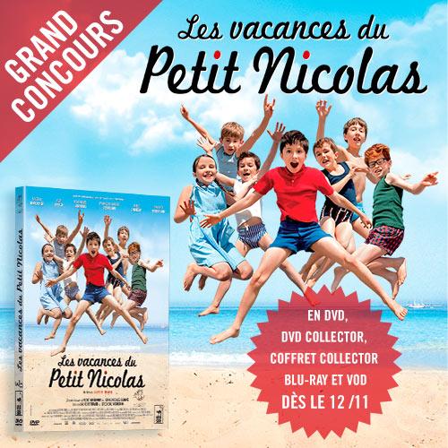 Les vacances du petit nicolas concours - Dessin du petit nicolas ...