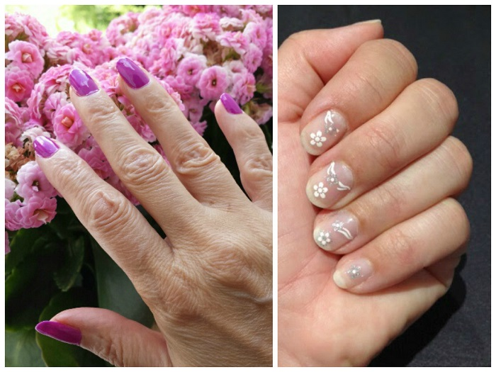 Montre-moi tes ongles rose nude