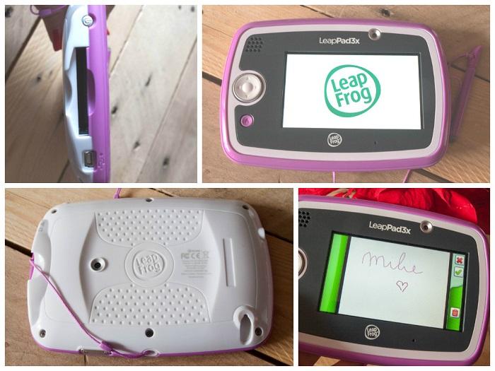 Idée cadeau Noël : la leapPad 3X de Leapfrog (test)