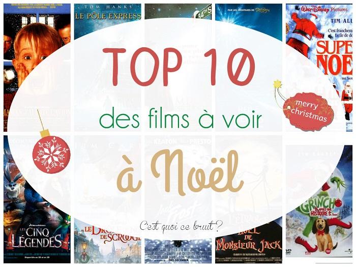 10 films à voir pour Noël