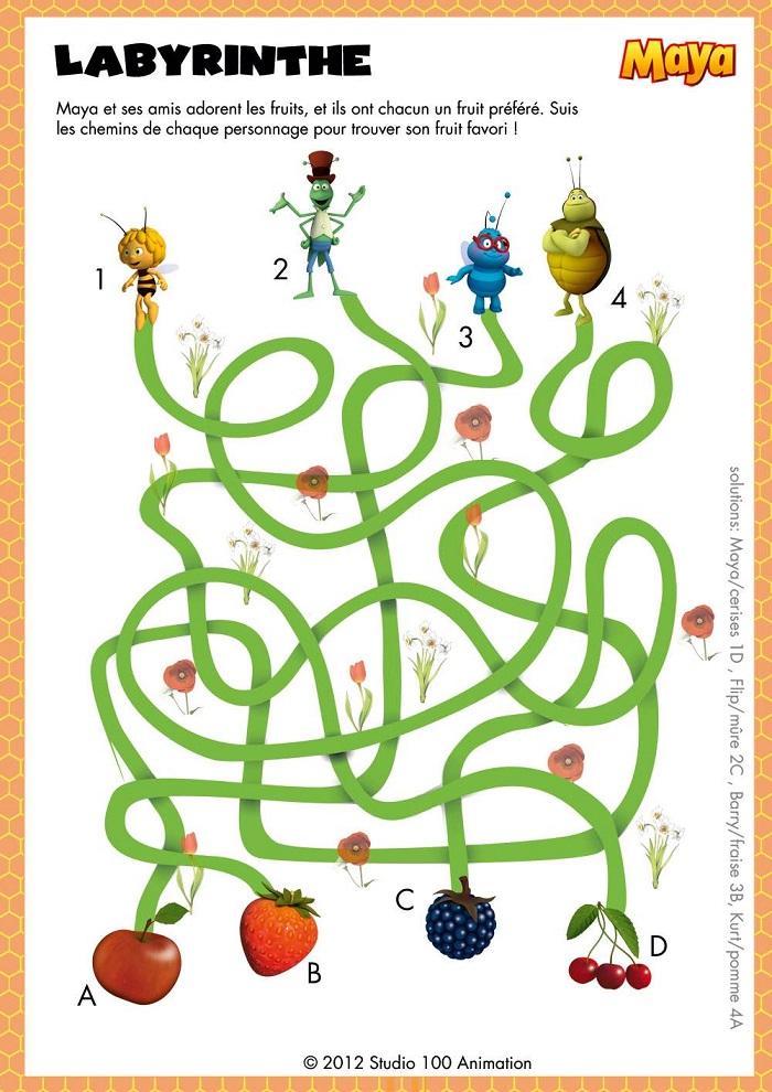 Maya-jeu-labyrinthe