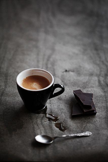 belle photo de café, douceur et cooconing