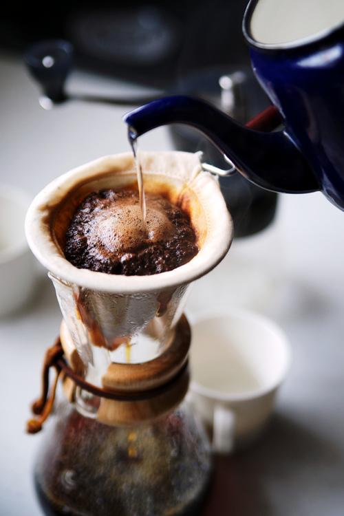 jolie photographie de café