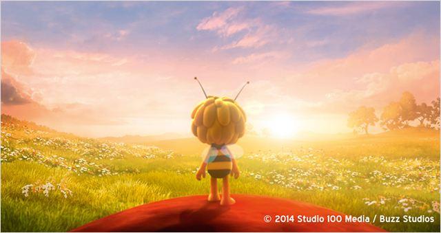 Maya l'abeille au ciné