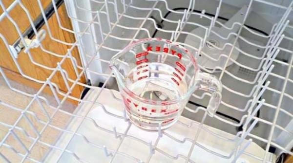 5 idées géniales pour ta cuisine : nettoyer le lave-vaisselle