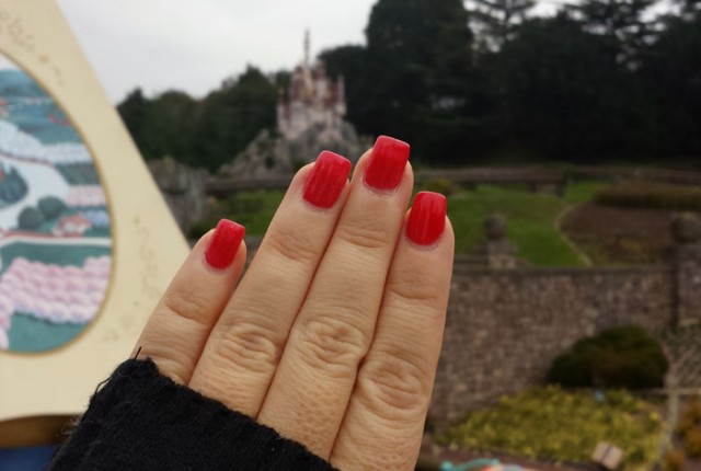ongles-disney