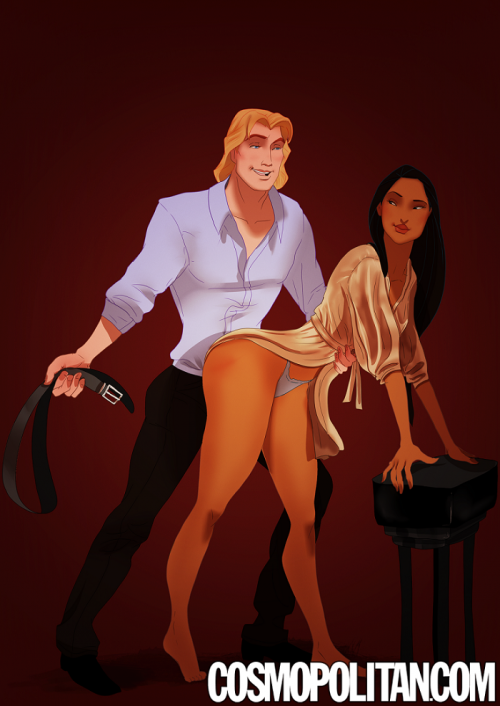 50 nuances de princesses Disney Pocahontas