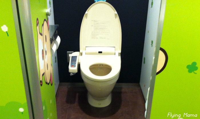 Péter pue ! (ou pas) Mardi sexy (ou pas) : toilettes Japon