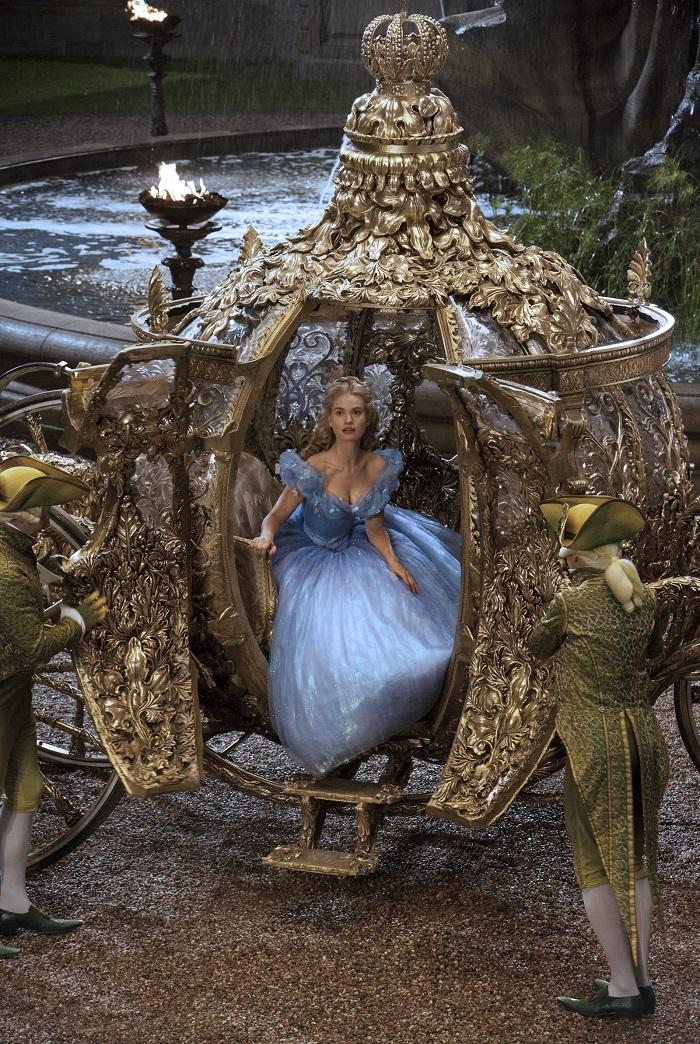On a vu Cendrillon de Disney ! (et le Prince bien monté)