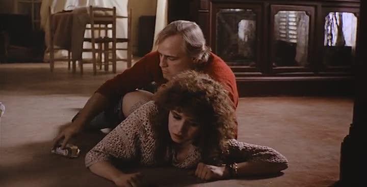 Top 6 des films les plus hot au ciné : Le dernier tango à Paris