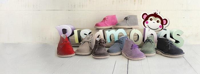 jolie paire de chaussures avec Pisamonas