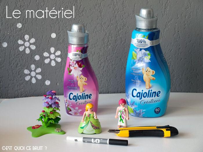 DIY Fabriquer une maison de poupées avec une bouteille en plastique