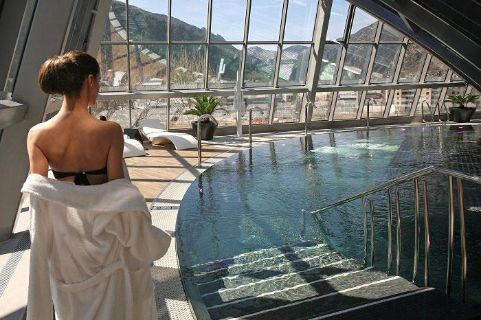 Découvrir Andorre en famille : bien-être et cure thermale