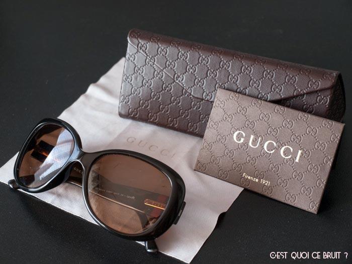 Mes lunettes de soleil à ma vue avec Designer Seven